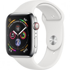 Умные часы Apple Watch Series 4 Cellular Stainless Steel 44